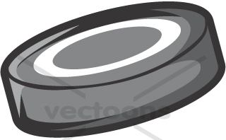 Creative ICE HOCKEY PUCK Illustration - Others - Buy Clip Art ...