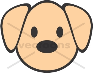 puppy head animals buy clip art buy illustrations vector rh vectoons com clipart dogwood poetry clip art dog and cat